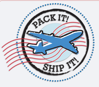 Pack It! Ship It! Logo